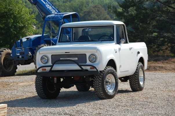 1965 International Scout 800 Information And Photos