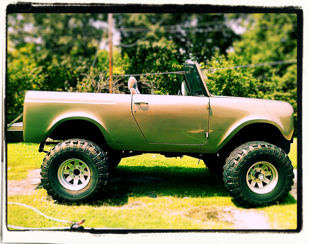 1966 International Scout 800 Information And Photos