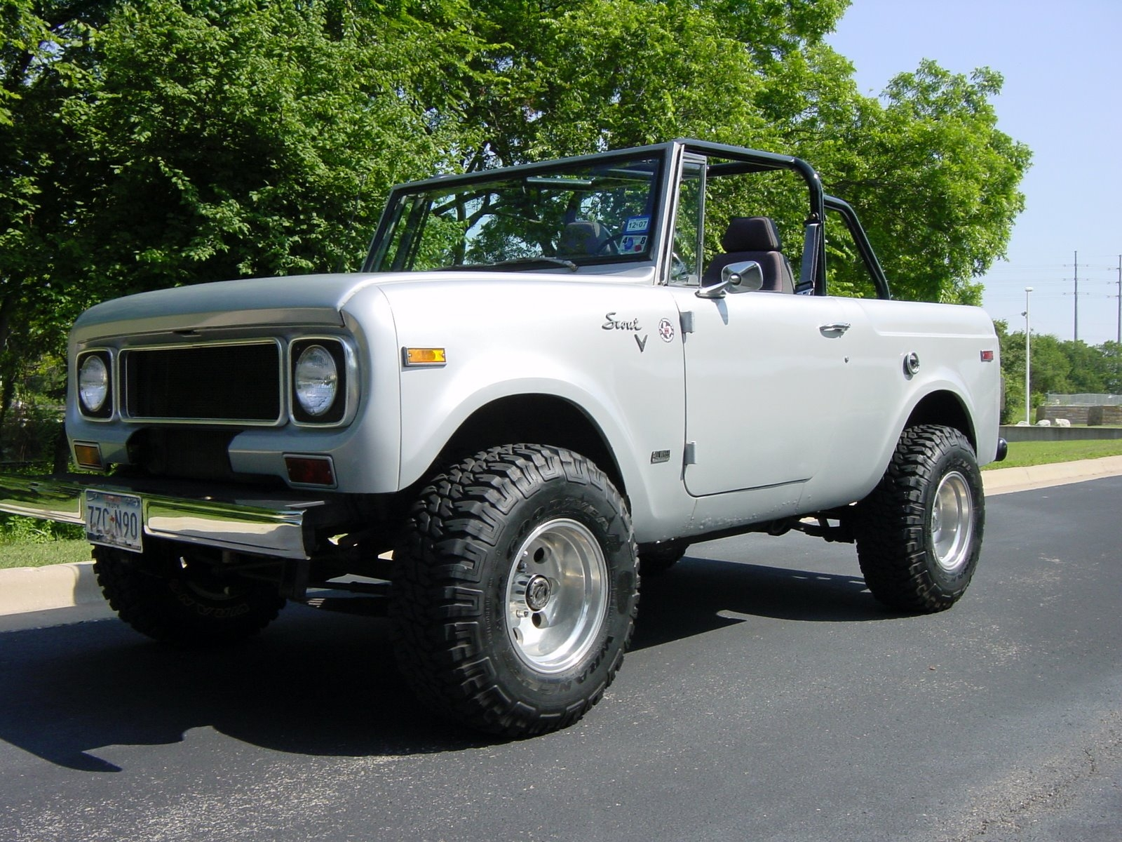 1971 International Scout Ii Information And Photos