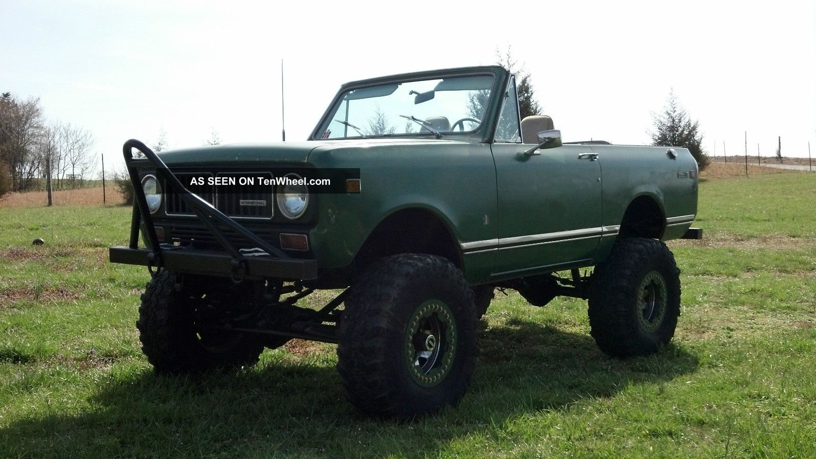 International Scout II 1973 #10