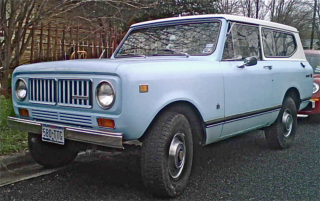International Scout II 1973 #8