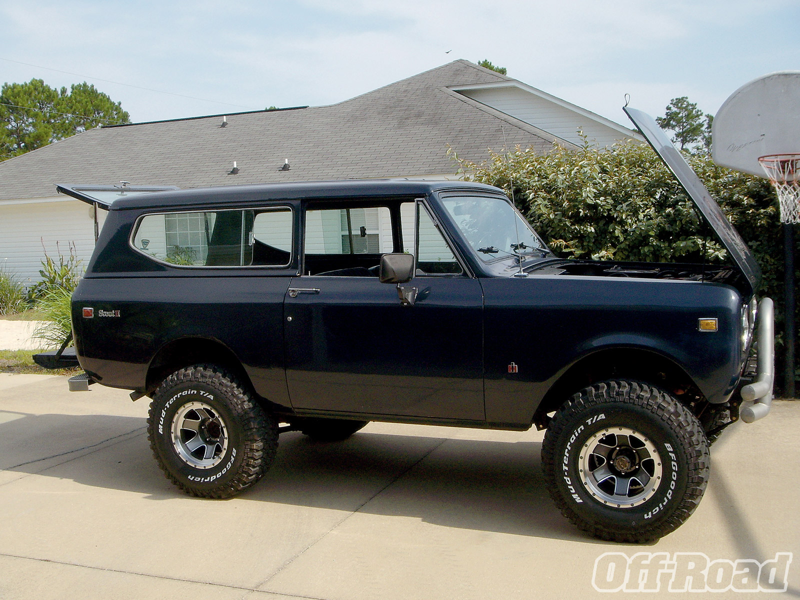 International Scout II 1973 #9