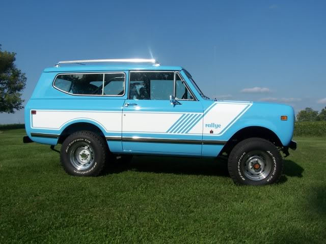 International Scout II 1978 #4