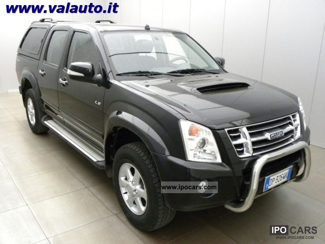 Isuzu 2008 Ascender coming straight to the comfort #3
