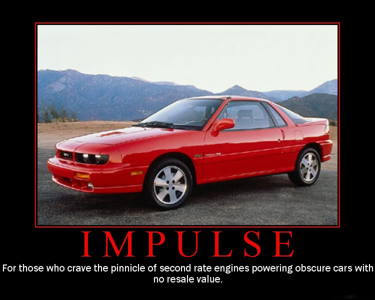 Isuzu Impulse 1992 #5
