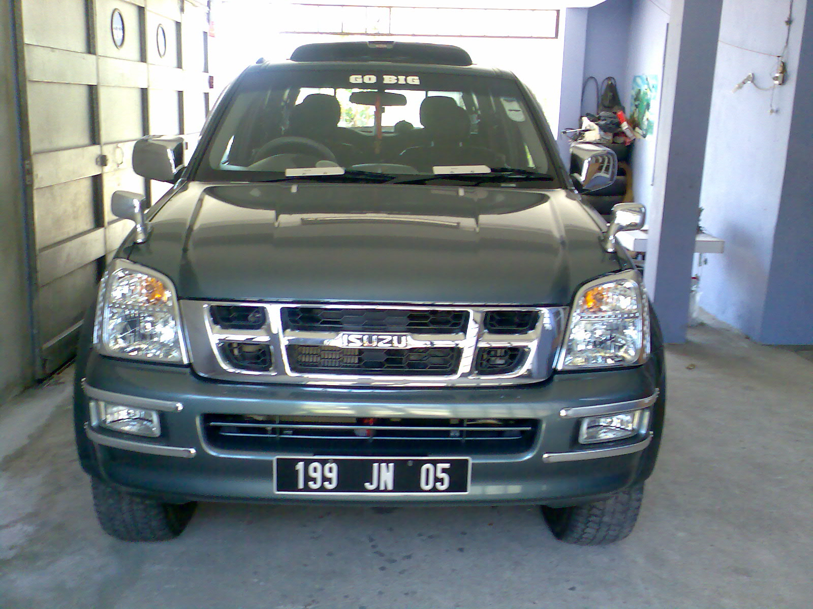 Isuzu i-Series 2006 #6