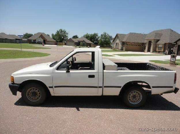 Isuzu Pickup Base #8