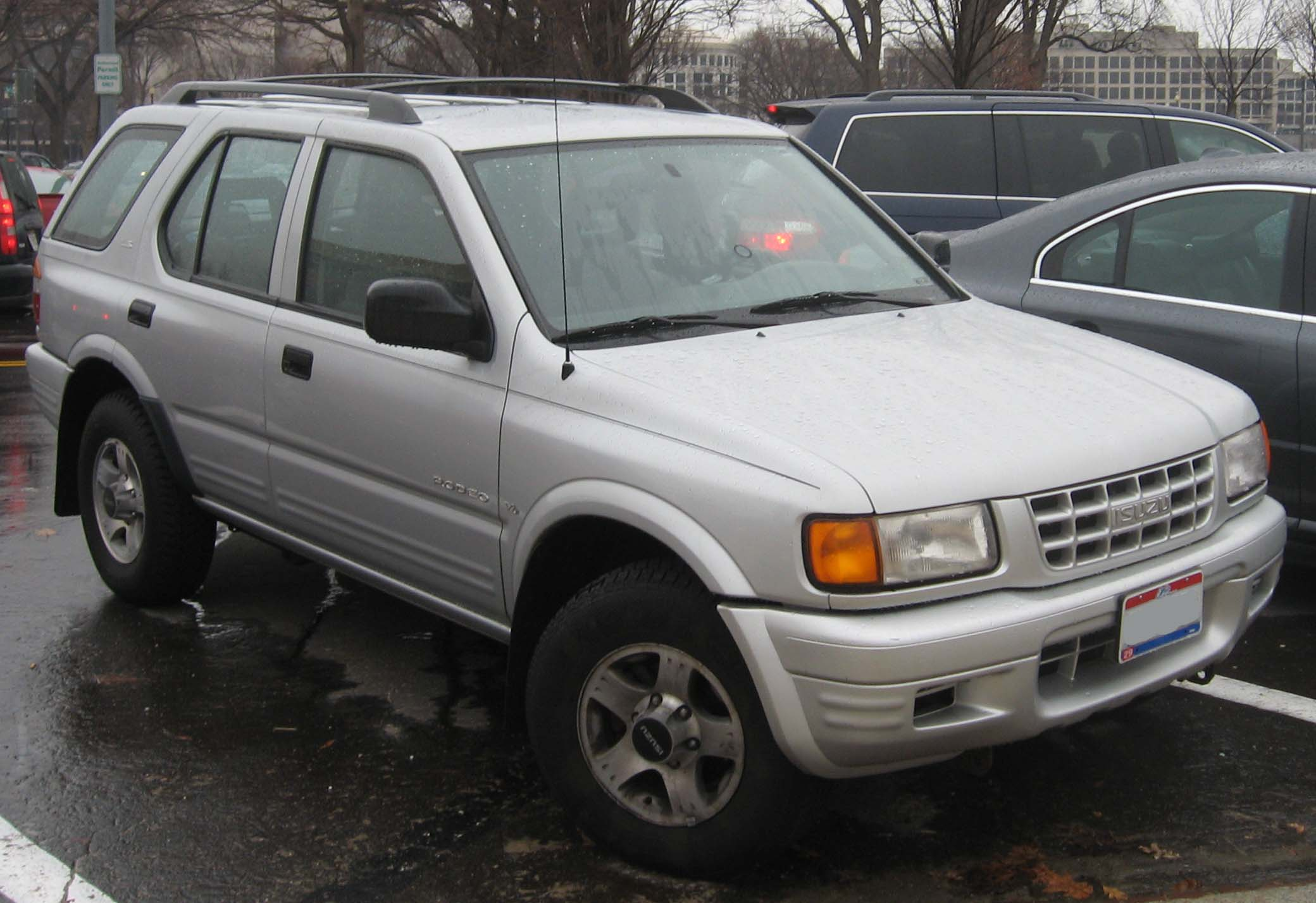 Isuzu Rodeo #4