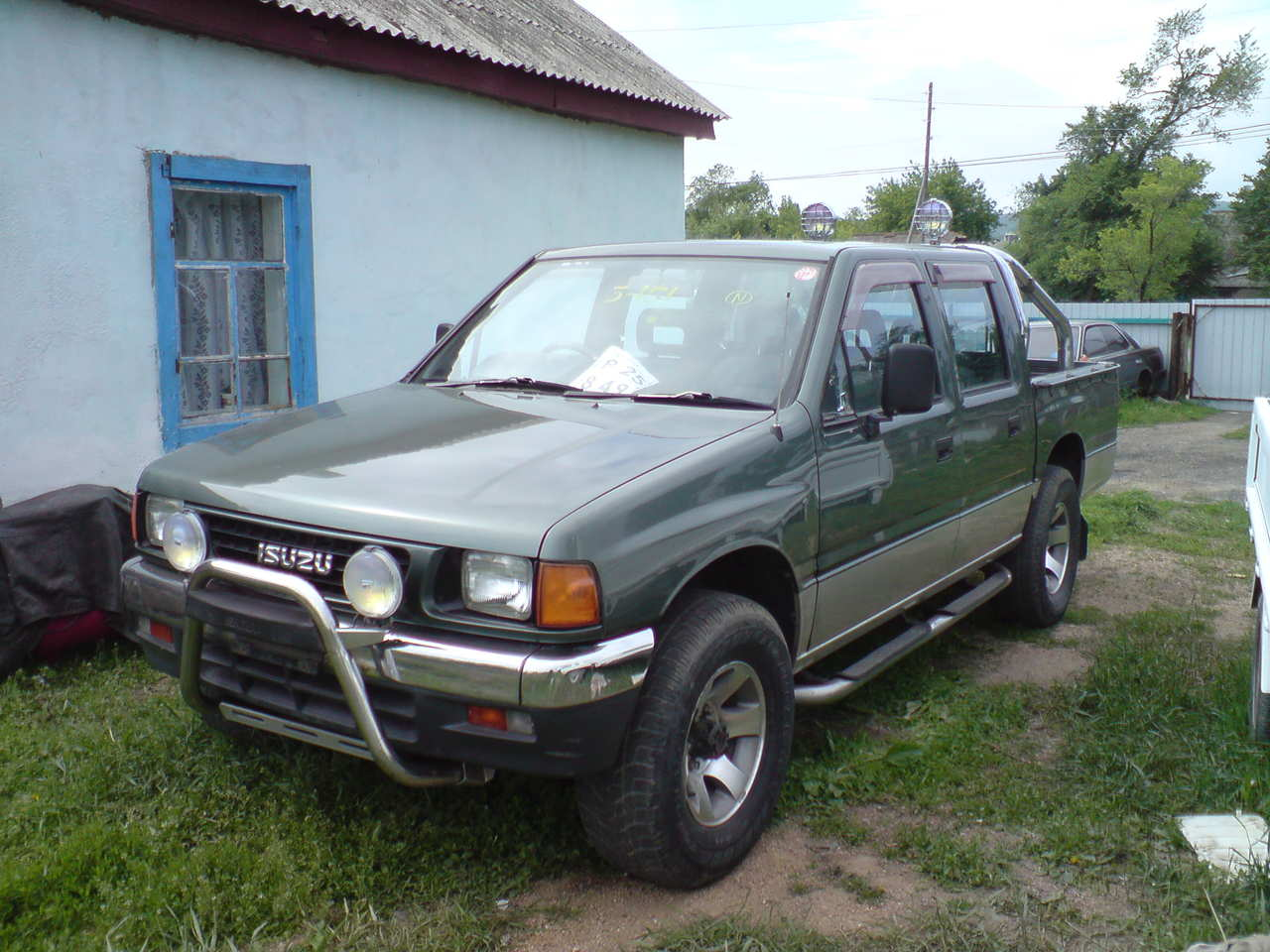 Isuzu Rodeo 1991 #5