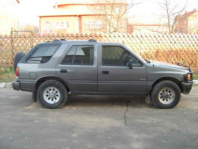 Isuzu Rodeo 1991 #7