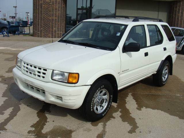 Isuzu Rodeo 1999 #3