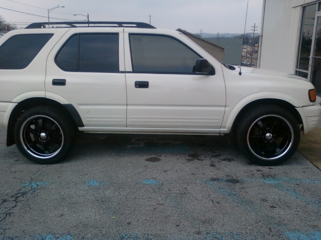 Isuzu Rodeo 1999 #12
