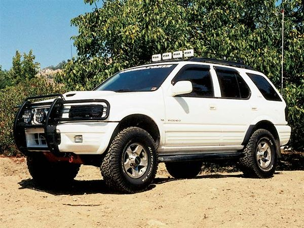 Isuzu Rodeo 1999 #10