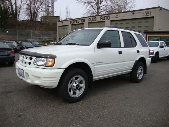 Isuzu Rodeo 2001 #6