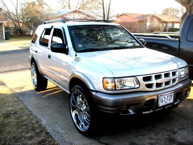 Isuzu Rodeo 2002 #3
