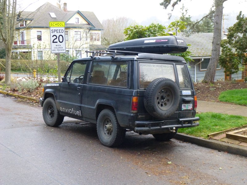 1986 Isuzu Trooper Information And Photos Momentcar