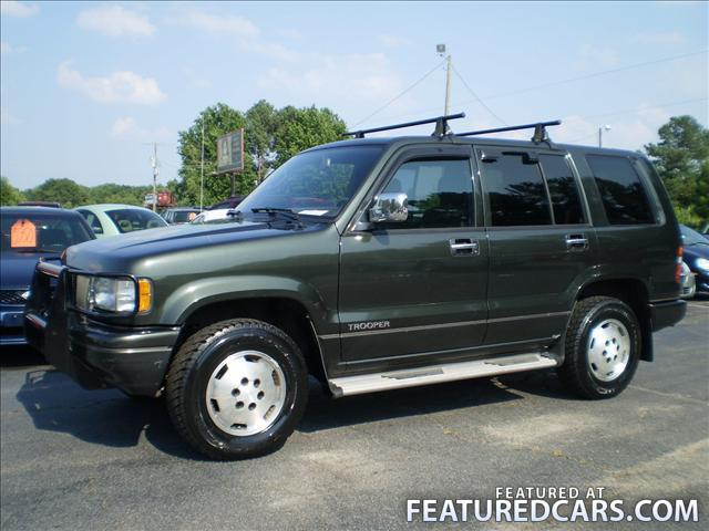 1993 Isuzu Trooper Information And Photos Momentcar