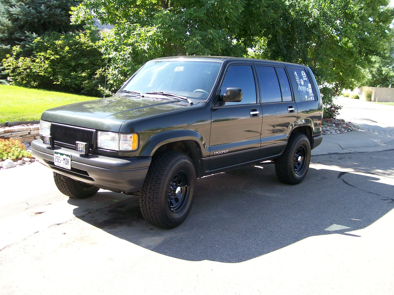 Isuzu Trooper 1994 #3