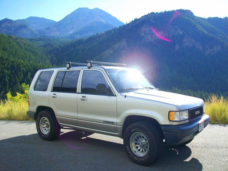 Isuzu Trooper 1994 #14