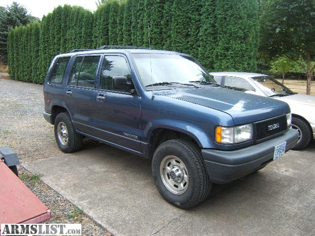Isuzu Trooper 1994 #11
