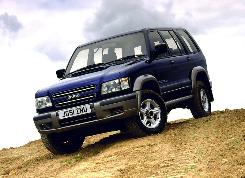 Isuzu Trooper #14