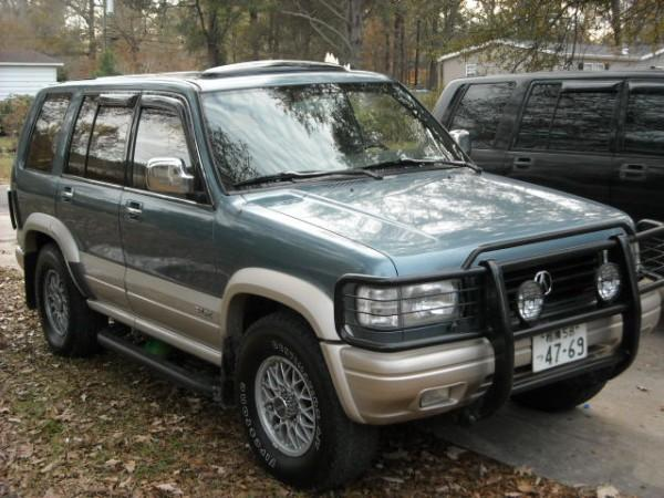 Isuzu Trooper SE #5