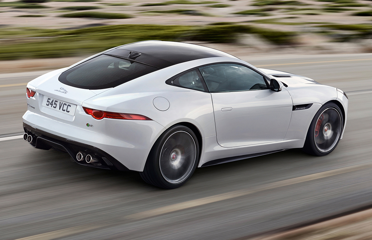 Jaguar F-Type 2014 #12
