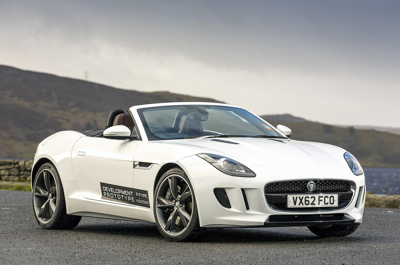 Jaguar F-Type 2014 #14