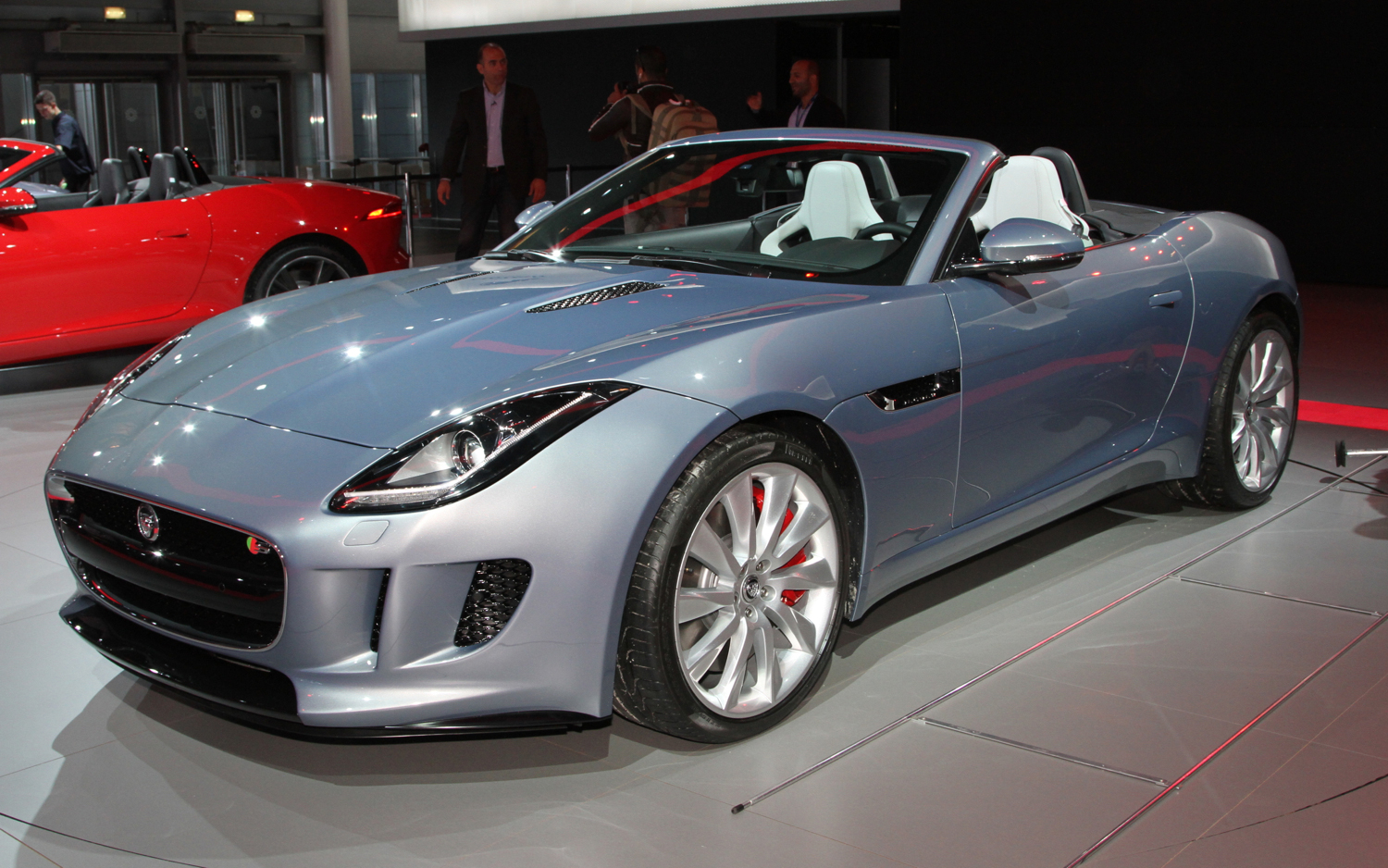 Jaguar F-Type 2014 #15