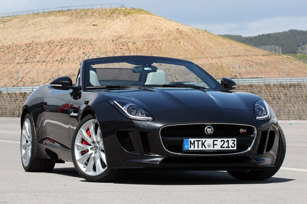 Jaguar F-Type 2014 #10