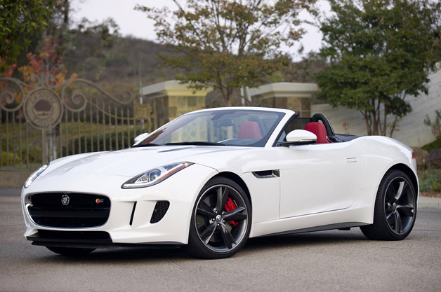 Jaguar F-Type 2014 #11