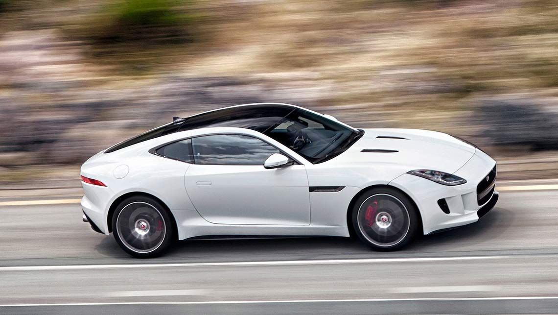 Jaguar F-Type #11