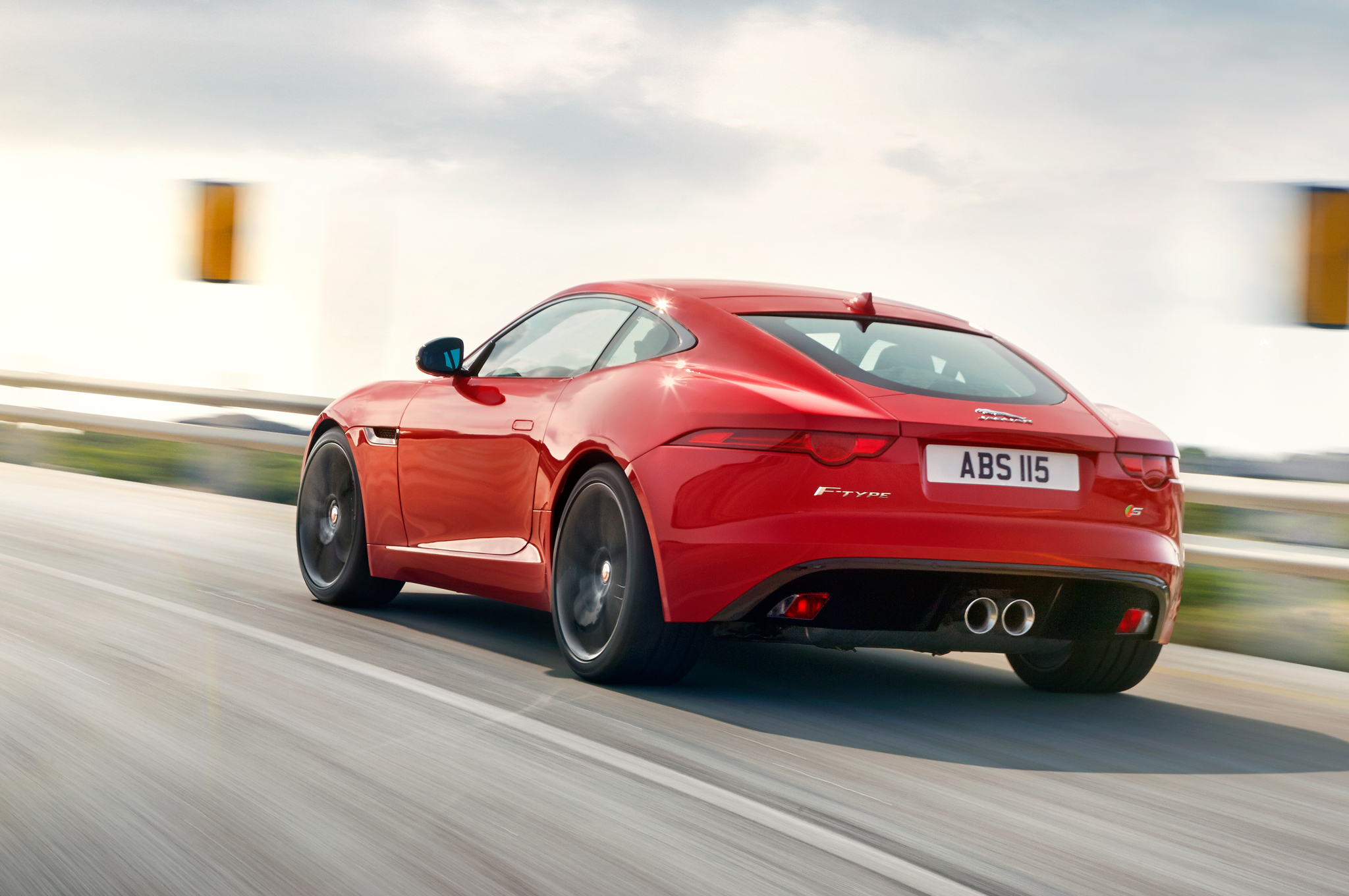 Jaguar F-Type S #16