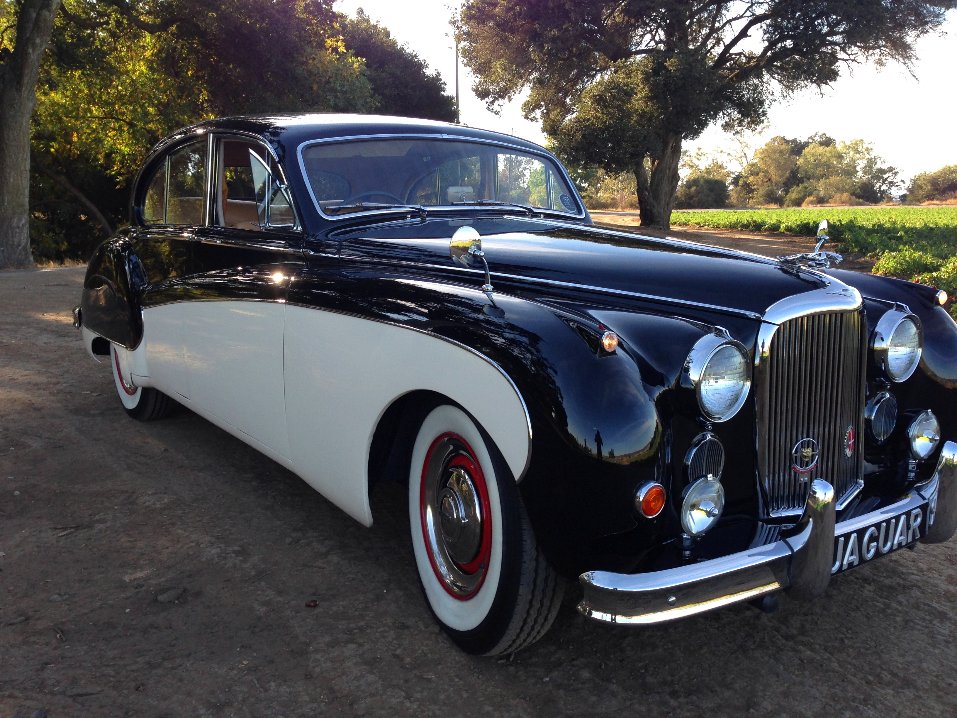1960 Jaguar Mark Ix Information And Photos Momentcar
