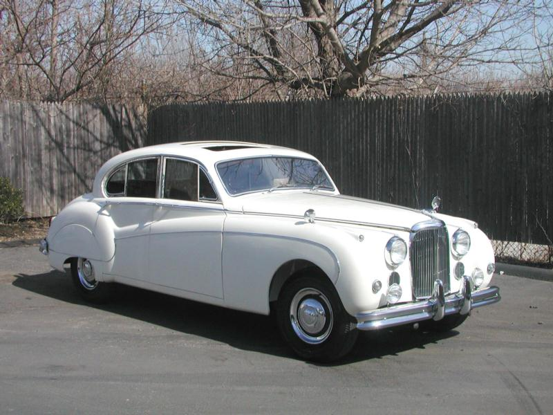 Jaguar Mark IX #6