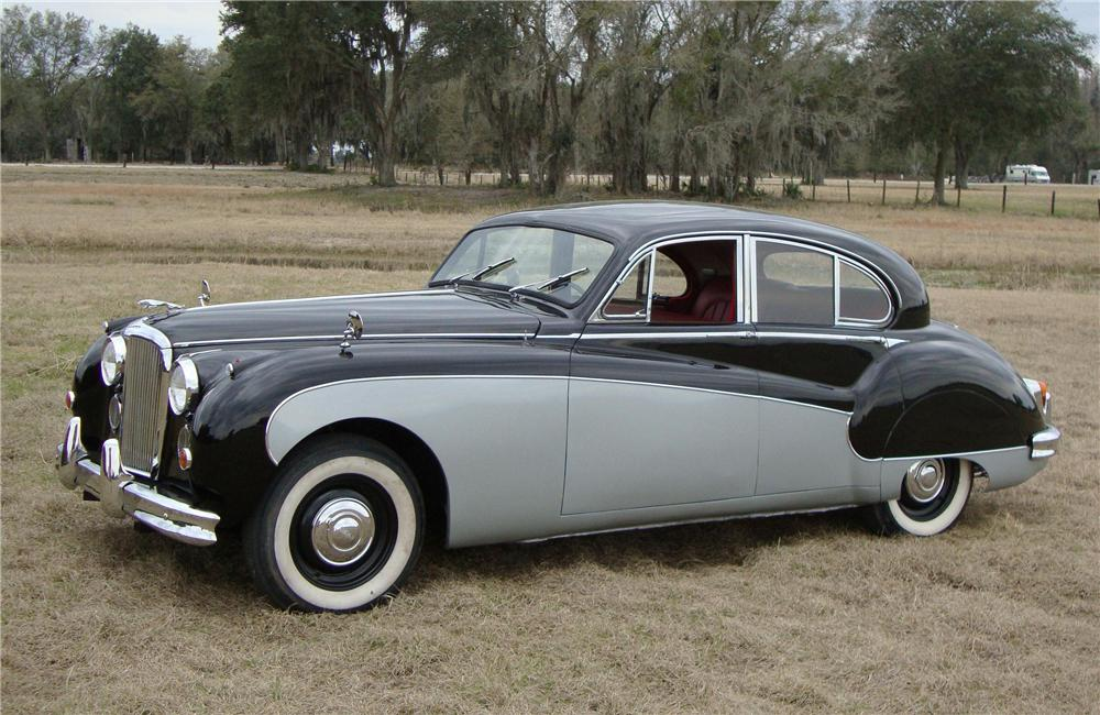 Jaguar Mark IX #2
