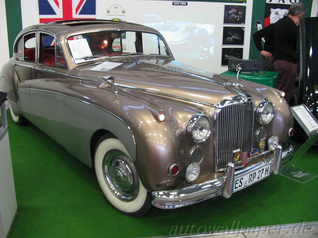 Jaguar Mark IX #7