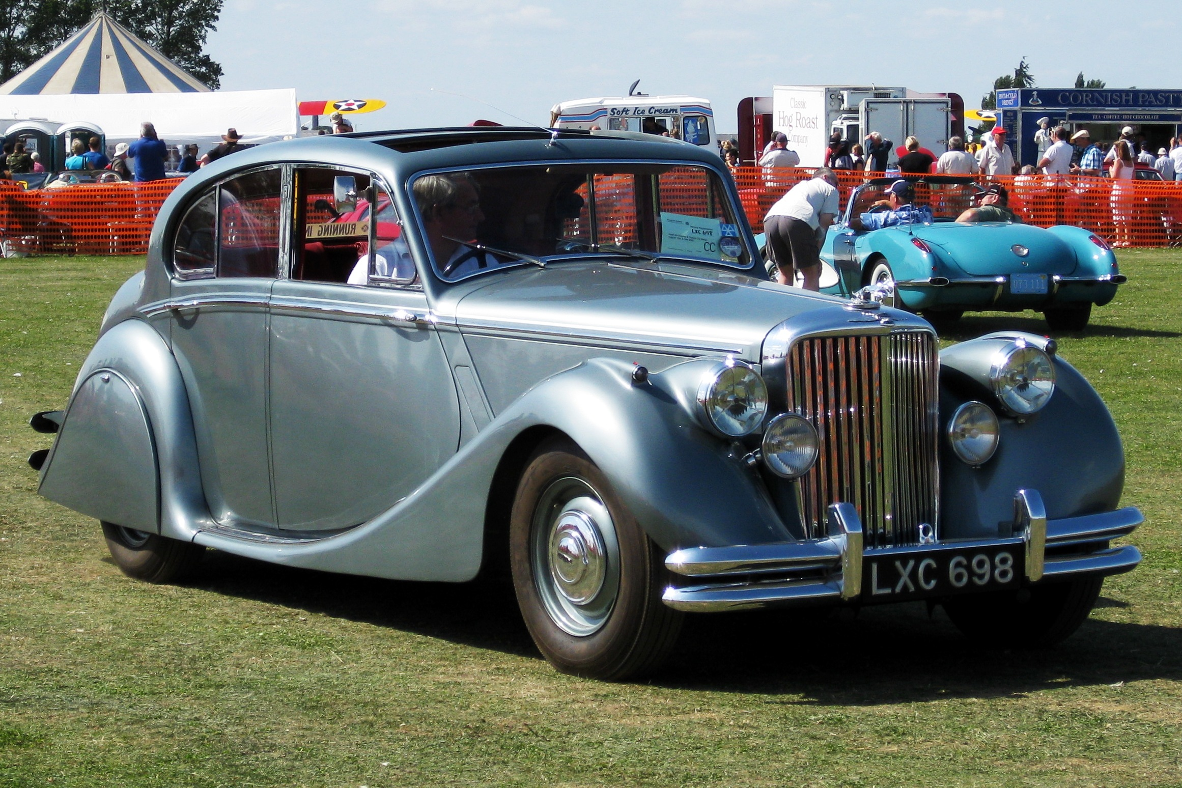 Jaguar Mark V #1
