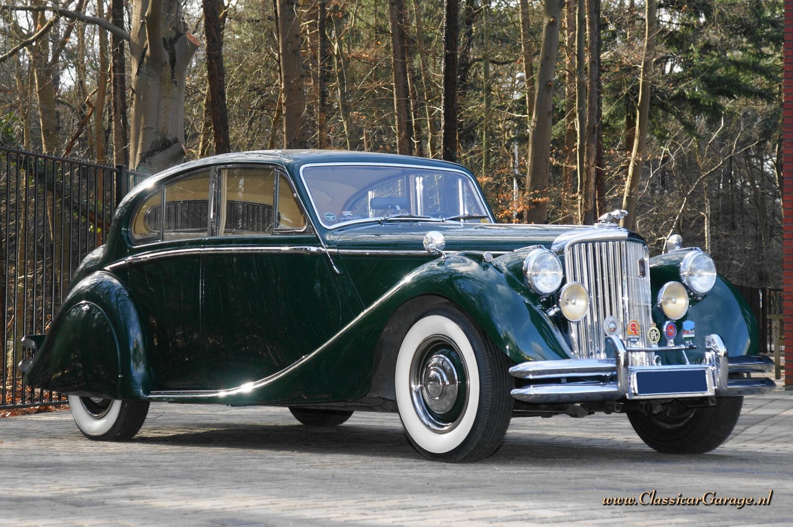 1950 Jaguar Mark V - Information and photos - MOMENTcar