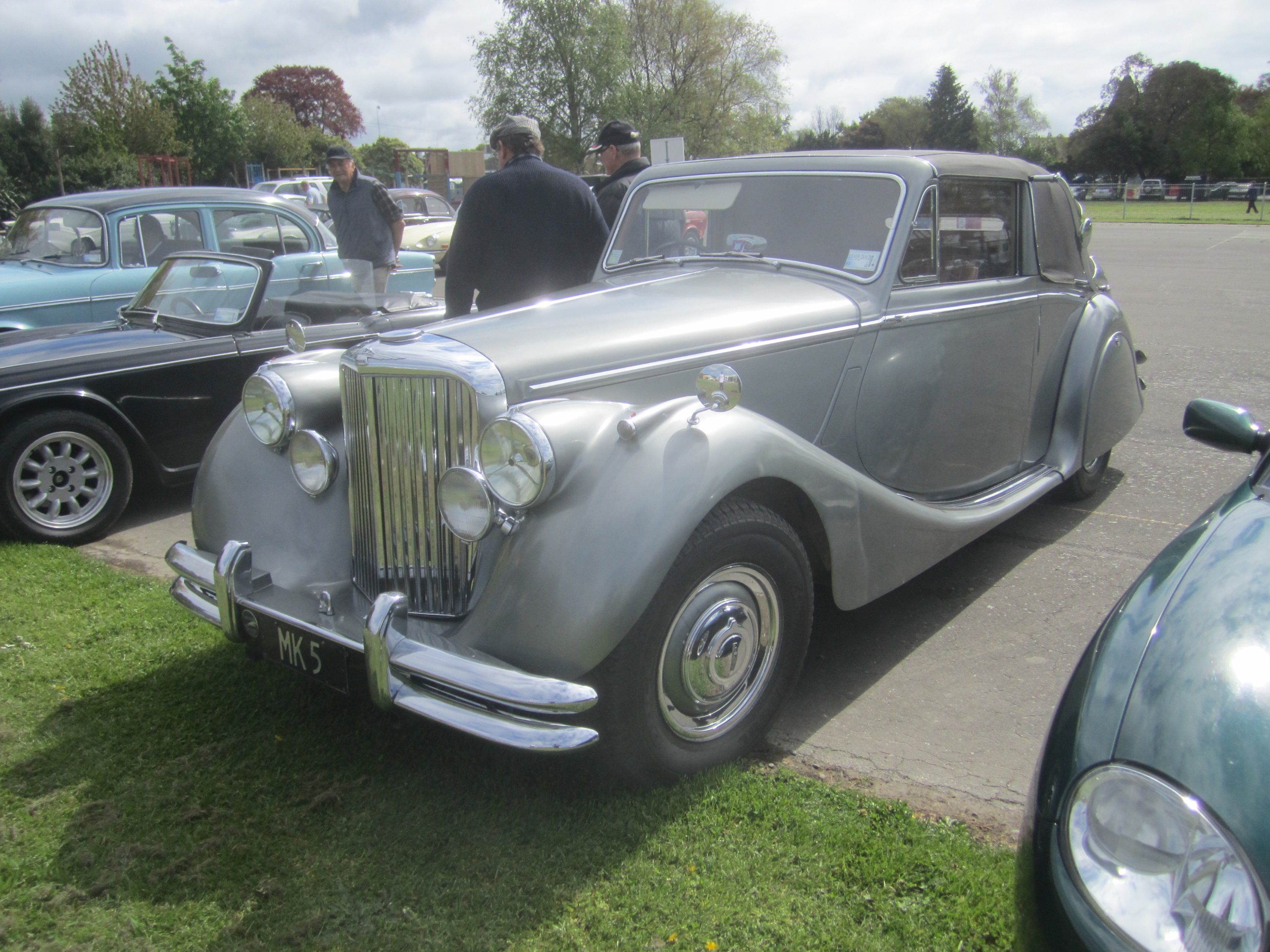 Jaguar Mark V #7
