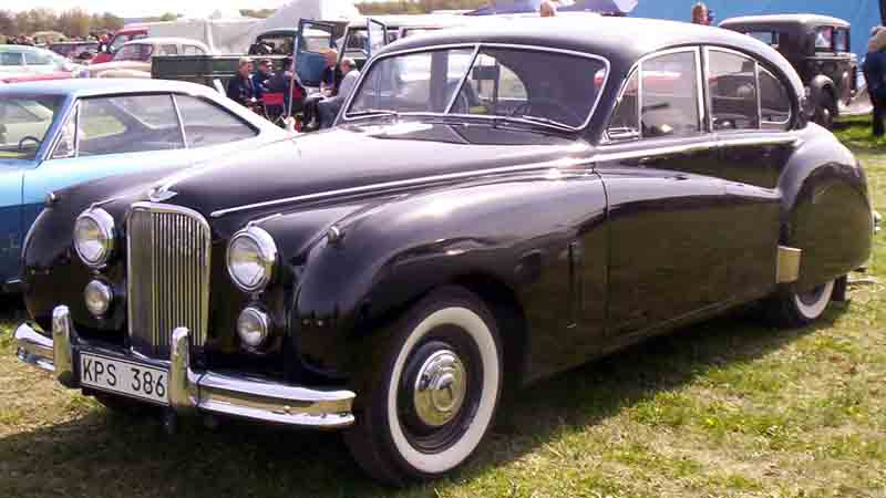 Jaguar Mark VII #1