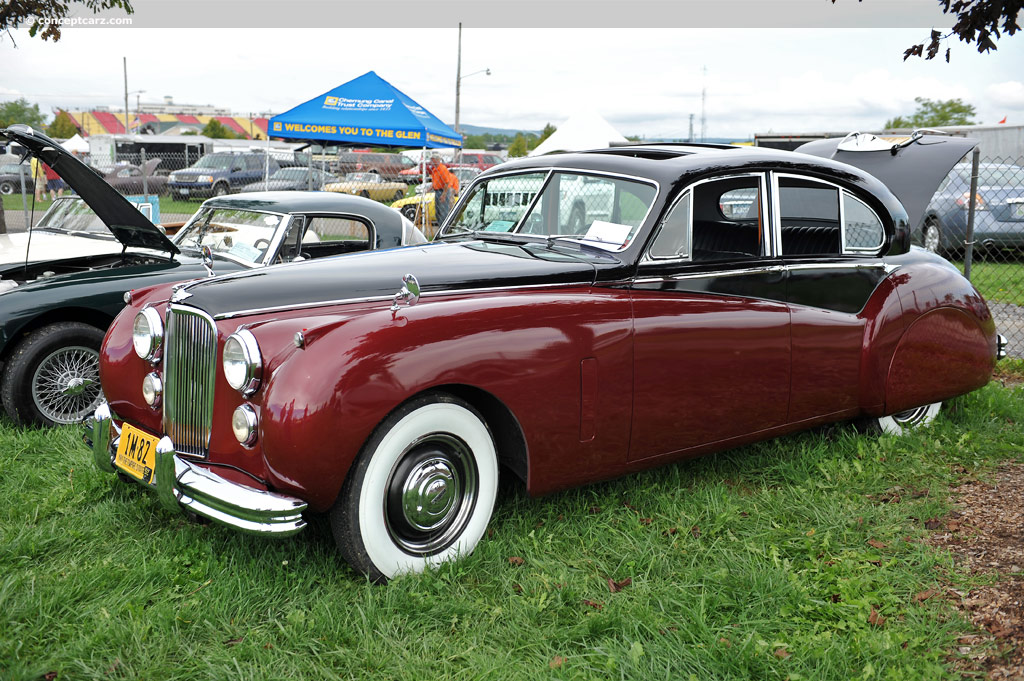 Jaguar Mark VII #11