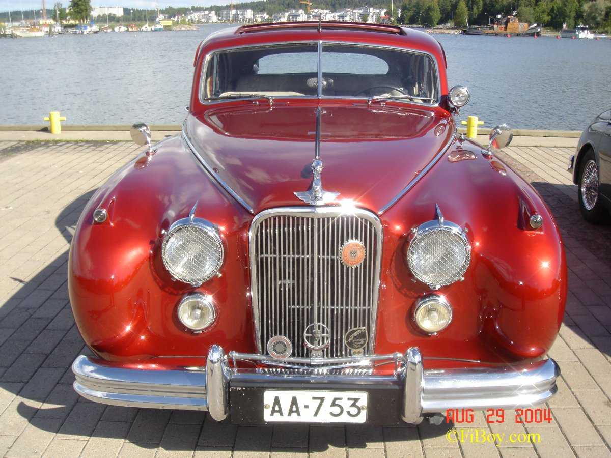 Jaguar Mark VII #12