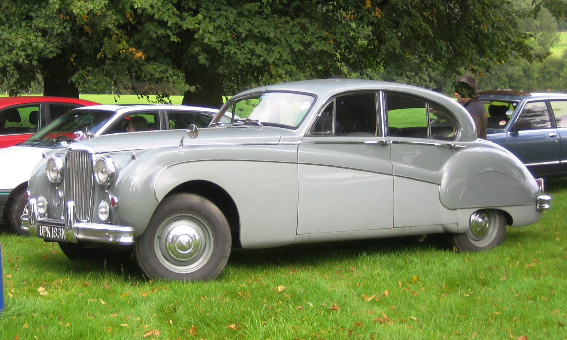 Jaguar Mark VII #3