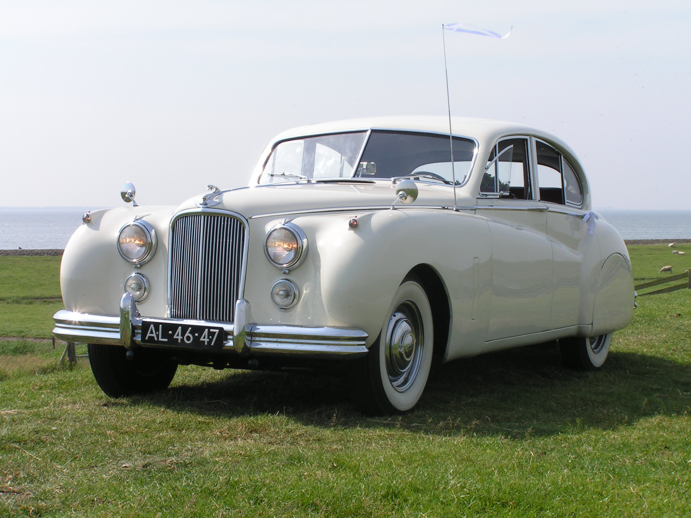 Jaguar Mark VII #4