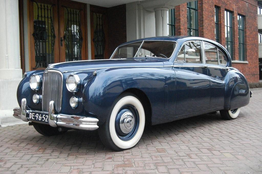 Jaguar Mark VII #7
