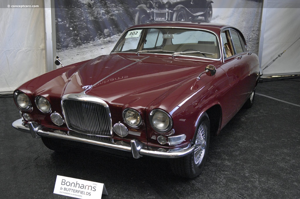 Jaguar Mark X 1964 #4
