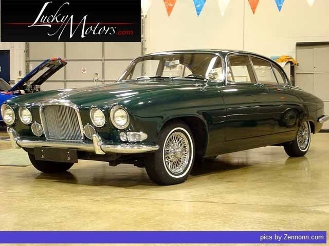 Jaguar Mark X 1964 #5