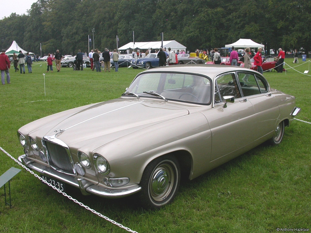 Jaguar Mark X 1964 #9