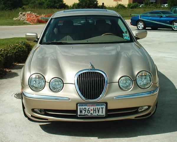 2000 jaguar s type information and photos momentcar. Black Bedroom Furniture Sets. Home Design Ideas